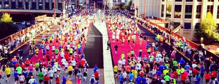 Bank of America Chicago Marathon is one of running.