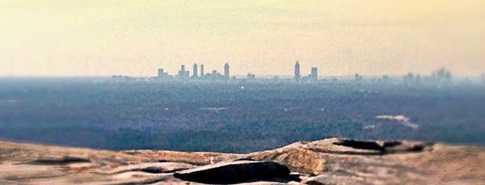 Stone Mountain Summit is one of Places To Visit —  Atlanta.