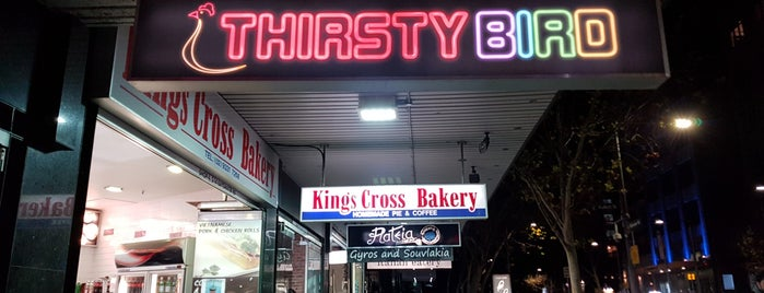 Thirsty Bird is one of Posti salvati di Oscar.