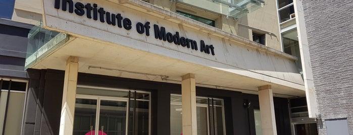 Institute Of Modern Art is one of Brisbane.