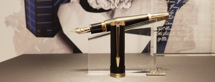 Montblanc Boutique is one of Brisbane.