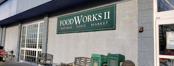 Food Works is one of Connecticut Coast.