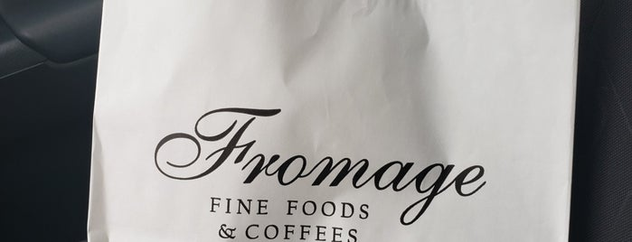 Fromage Fine Foods is one of Connecticut Coast.