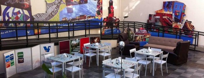 Café Patrimonio is one of Lugares favoritos de Marcela.