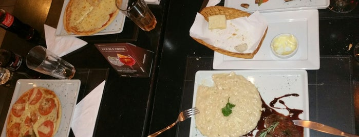 La Bocca Bar & Trattoria is one of Rio / Eat.