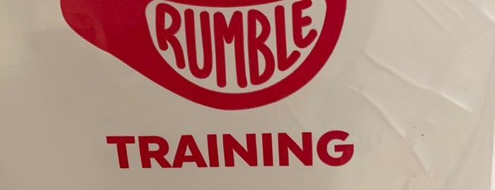 Rumble Training - Marina is one of Andres 님이 좋아한 장소.