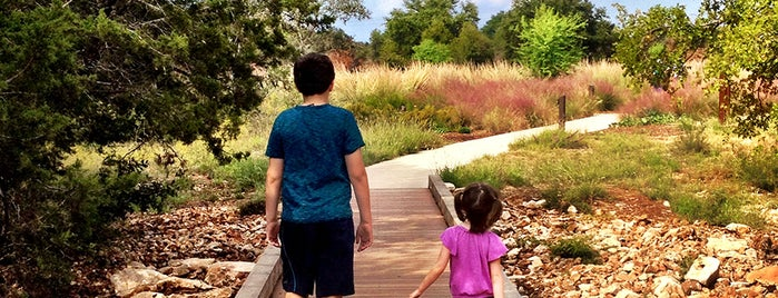 Lady Bird Johnson Wildflower Center is one of Austin Activities.