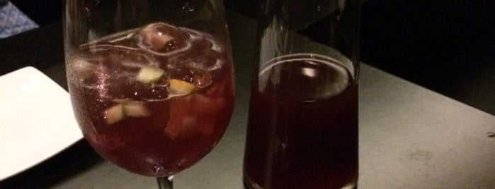COVA Tapas y Sangria is one of When in Makati.