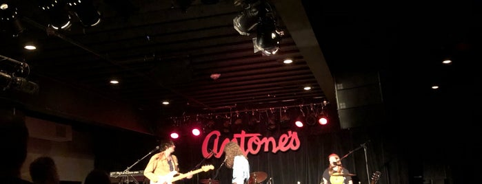 Antone's is one of Austin, TX.