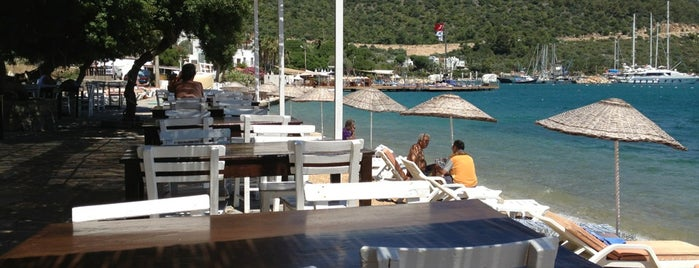 Ali Gonca Balık Restaurant is one of bodrum.