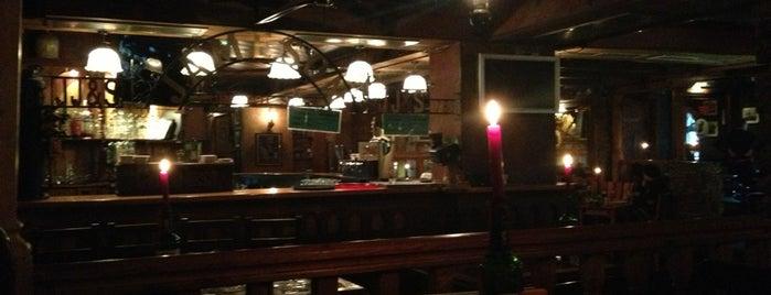 Jameson Distillery Pub is one of Lugares favoritos de Andrey.