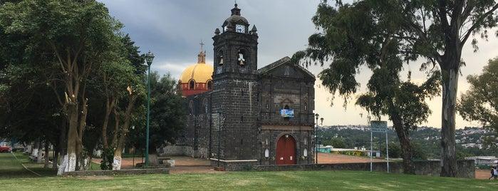 Zona Arqueologica de Tizatlan is one of Lugares favoritos de Misa.
