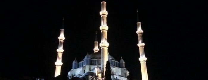 Mosquée Selimiye is one of Follow the Orient Express — Şark Ekspresi.