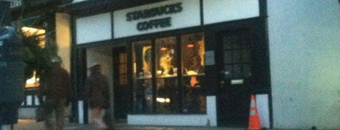 Starbucks is one of Alexandra : понравившиеся места.