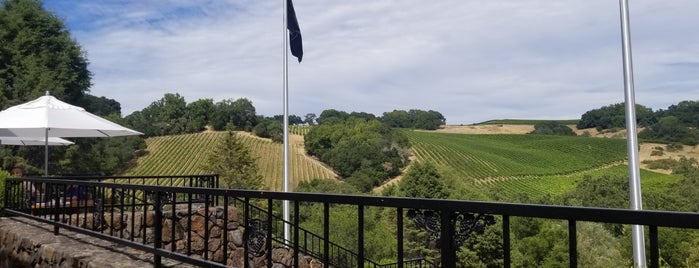 Chalk Hill Estate is one of Wineries.