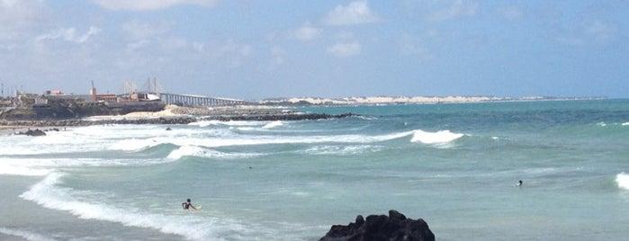 Praia de Areia Preta is one of Gespeicherte Orte von Silvia.
