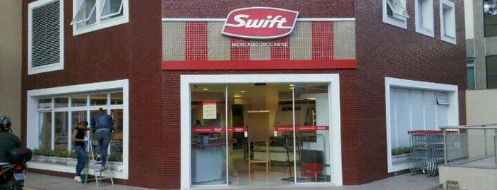 SWIFT - Mercado da Carne is one of Locais curtidos por Alceu.