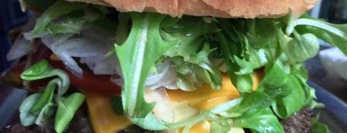 Berlin Burger International is one of Berlin Restaurants and Cafés.
