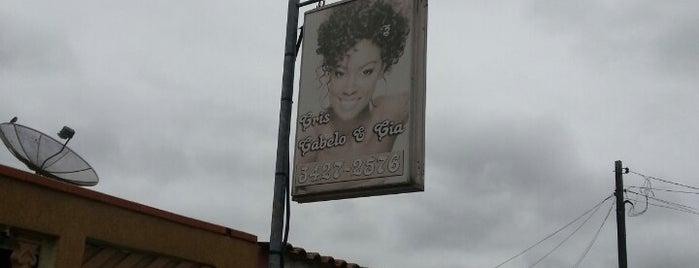 Cris Cabelo & Cia is one of Tempat yang Disukai Henrique.