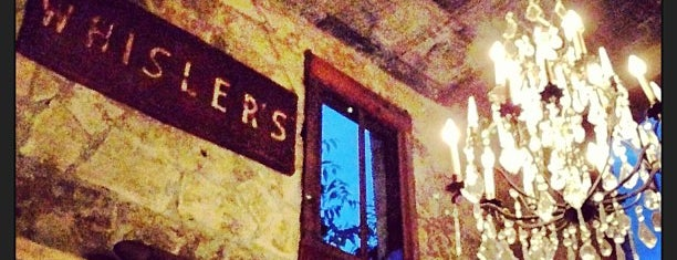 Whisler's is one of Austinites.