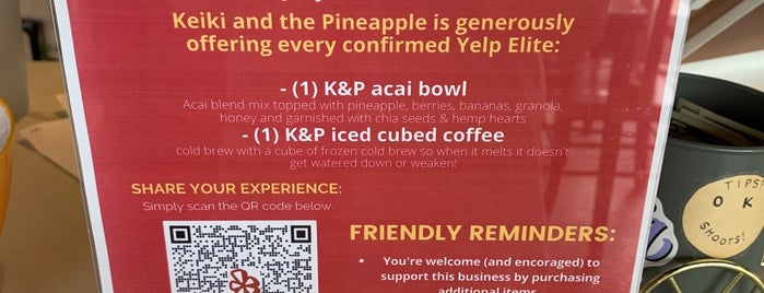 Keiki and the Pineapple is one of Hawaii.