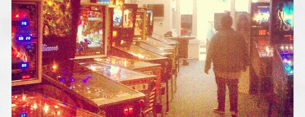 Main Street Amusements is one of Pinball Destinations.