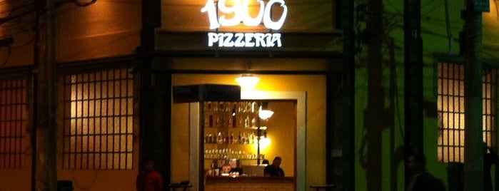1900 Pizzeria is one of Orte, die Juliana gefallen.