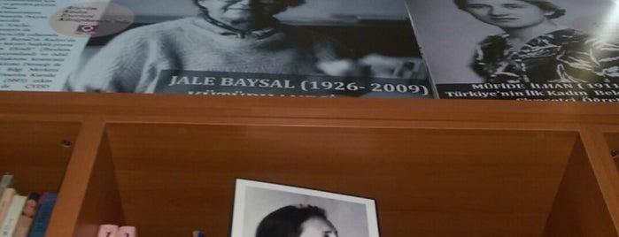 Kadin Eserleri Kutuphanesi Ve Bilgi Merkezi is one of Istanbul 2-EU Guney 2019.