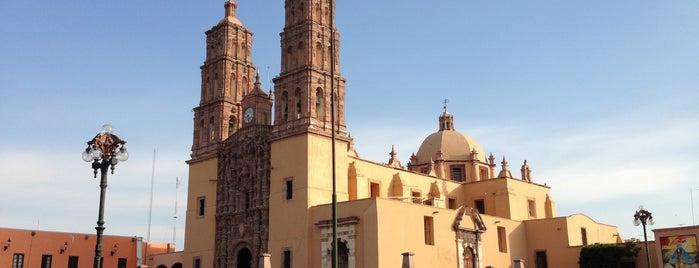 Parroquia de Nuestra Señora de los Dolores is one of San Miguel.