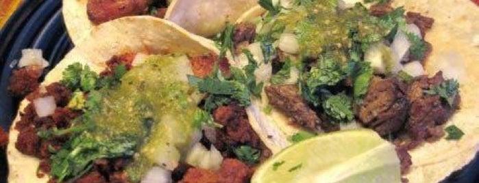"""Tacos """"Los Desvelados"""" is one of Comida."""