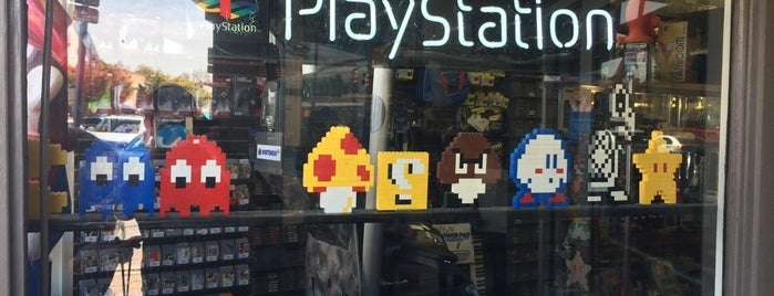 Classic Game Junkie is one of Used Game Stores.