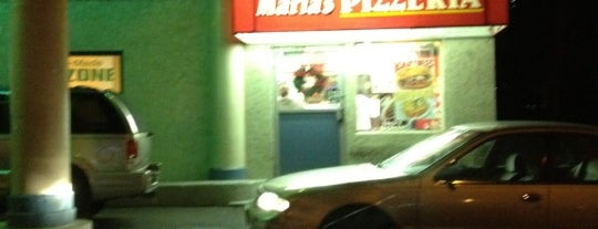 Maria's Pizza is one of Eric O.'s Favorite Pizza.