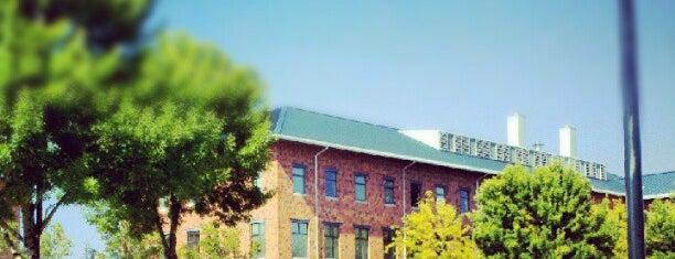 Washington State University - Vancouver is one of Orte, die Natalie gefallen.