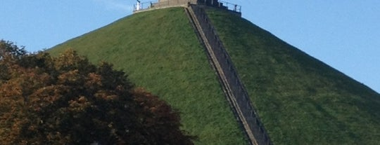 Butte du Lion de Waterloo is one of Crispin 님이 좋아한 장소.