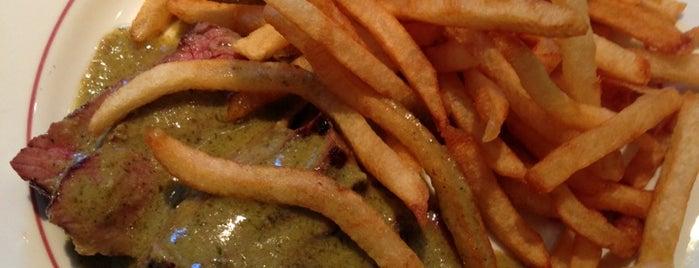 Le Relais de Venise L'Entrecôte is one of NY FOOD.
