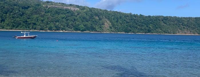 Paradise Cove is one of สถานที่ที่ Cheng ถูกใจ.