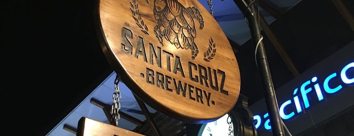 Santa Cruz Brewery is one of To edit.