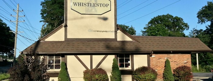 Whistlestop Restaurant is one of Guide to Westlake's best spots.