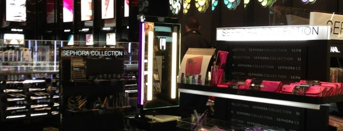 SEPHORA is one of times square.