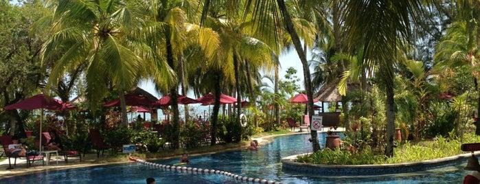 PARKROYAL Penang Resort is one of Hotel.