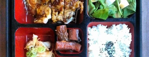Hashi Japanese Kitchen is one of Stil in Berlin – Favorite Lunch Places.