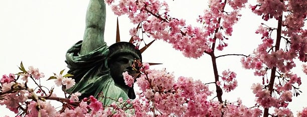 Statue of Liberty is one of Japan.
