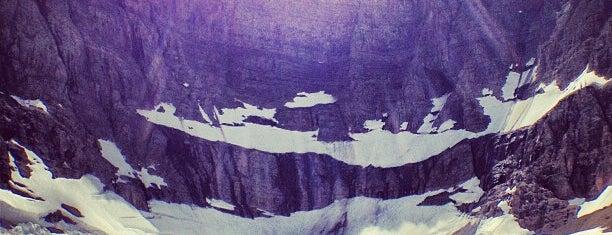Glacier National Park - St. Mary Enterance is one of Lieux qui ont plu à Heather.