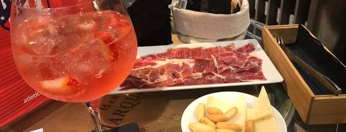 Club del Gourmet Corte Ingles is one of Posti che sono piaciuti a Karen M..