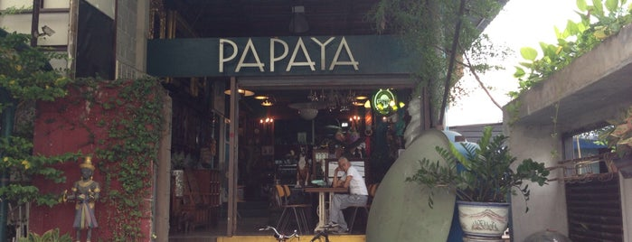 Papaya Studio is one of Wanna getting there..