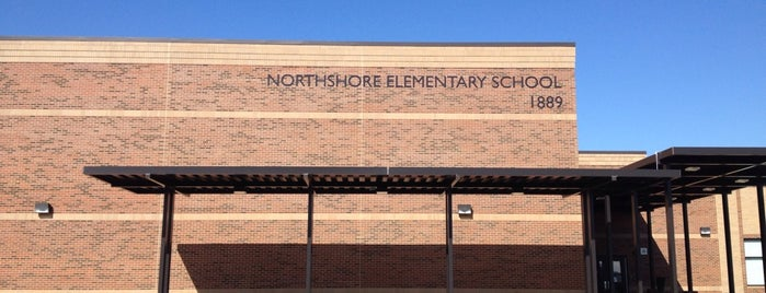 Northshore Elementary School is one of North America.