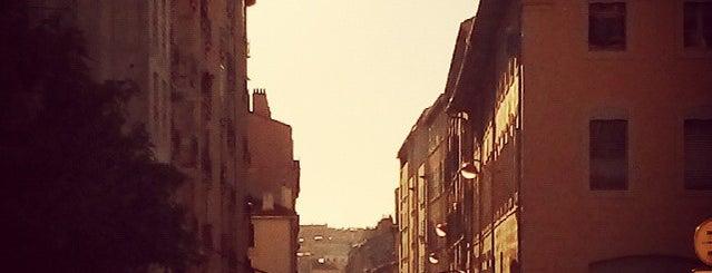 Rue Sainte is one of Posti salvati di Eric T.