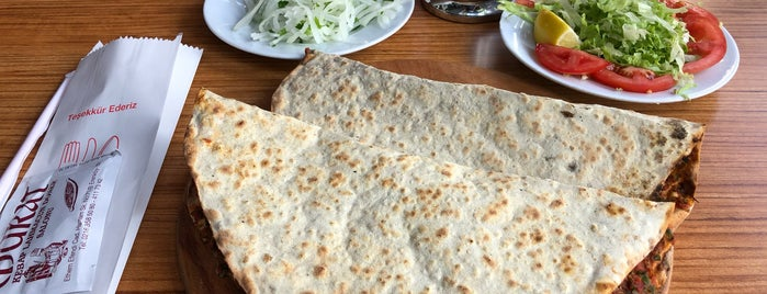 Murat İskender Lahmacun is one of Cadde.
