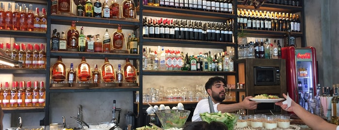 Doğaya Dönüş is one of Bar.