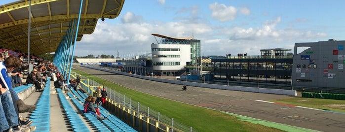 TT Circuit is one of MotoGP - Circuits.